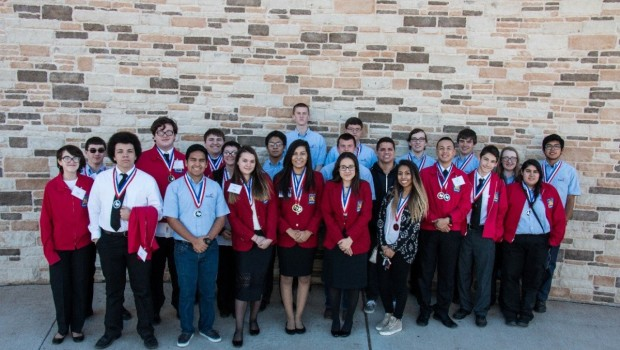 Frenship High Teams Headed to State in SkillsUSA Competitions