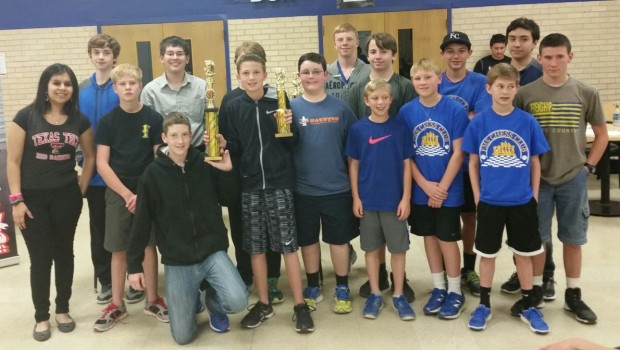 FMS Chess Team Claims Another Tournament Title