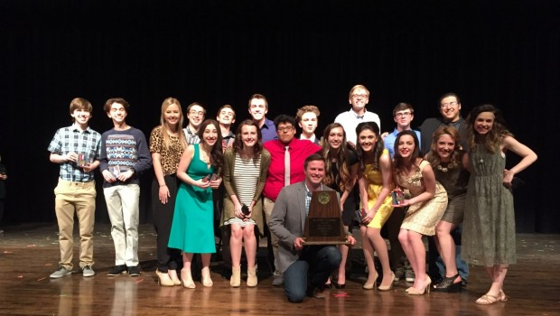 FHS One Act Play Advances to Area Competition