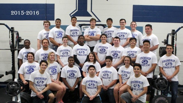 FHS Athletes Place Well at Regional Powerlifting Meet