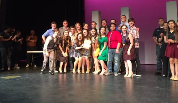 FHS One Act Play Regional Bound