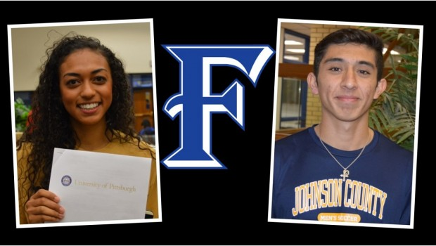 Two Frenship Athletes Sign to Play on Collegiate Level