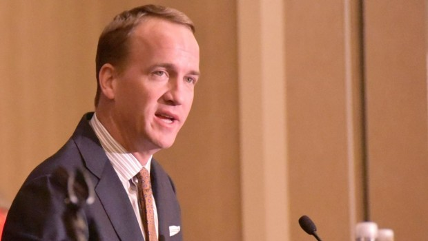 Peyton Manning Empowers Guests at Frenship Foundation Banquet