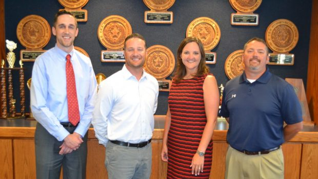 FISD Names New Campus Administrators