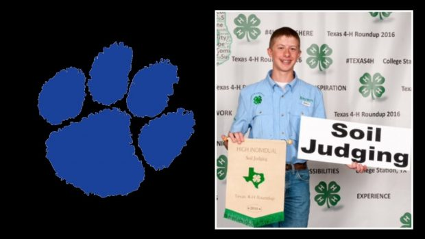 Frenship Student Places First in State 4-H Contest
