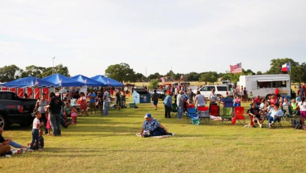 4th on the 5th Celebration Interrupted by Weather