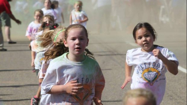 Color Dash 2016 Coming to Wolfforth September 24!