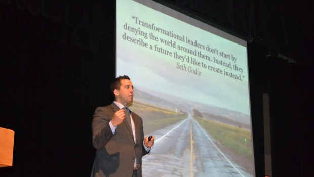 Frenship Hosts Area Teachers at 2016 West Texas Innovation Summit