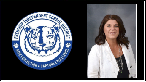 Frenship ISD Principal Serves as State Association Second Vice President