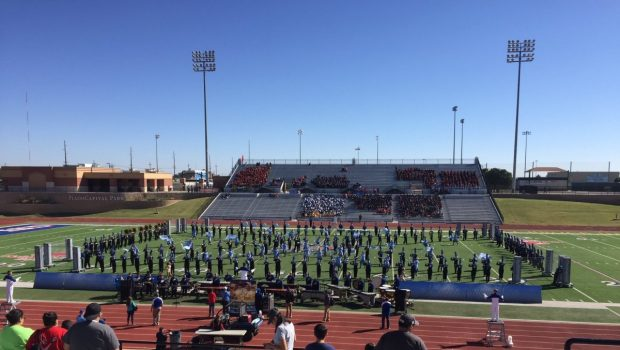 Tiger Band Wins First Division at Region, Set Sights on Area Contest