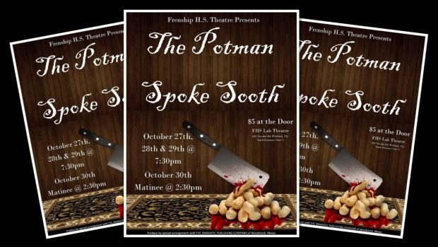 "FHS Theatre Invites Community to ""The Potman Spoke Sooth"" This Weekend"