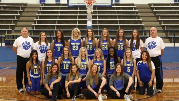 Frenship Girls Basketball Teams Ready to Tip Off 2016-2017 Season