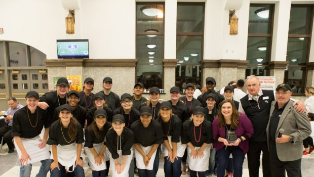 Frenship Wins People's Choice Award at Local Culinary Arts Showcase