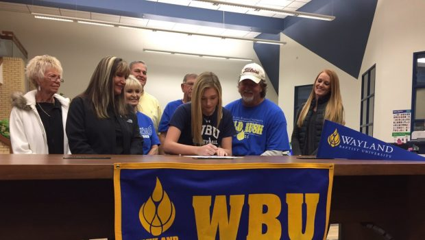 Frenship Volleyball Player Taking Talents to Next Level