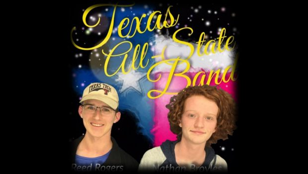 Two Frenship Band Members Earn All-State Honors
