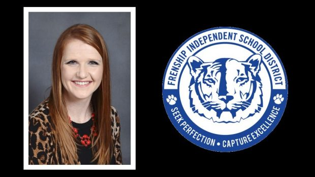 Terra Vista's Sarah Burleson Hired as New Science Coordinator for FISD