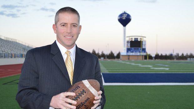 Jay Northcutt Named New Head Football Coach at Frenship High School