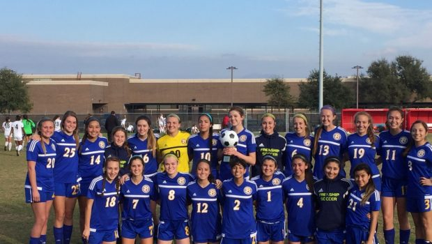 FHS Girls Soccer Places Second in Duncanville Tournament