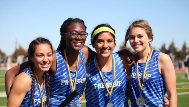 FHS Track Opens Season with Successful Tiger Relays