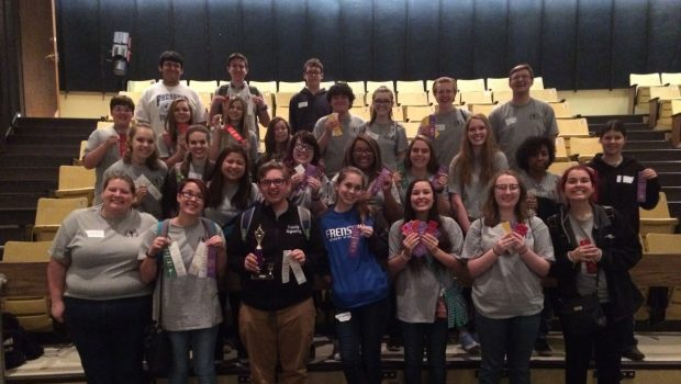 Thirty FHS Latin Students Qualify for State Competition
