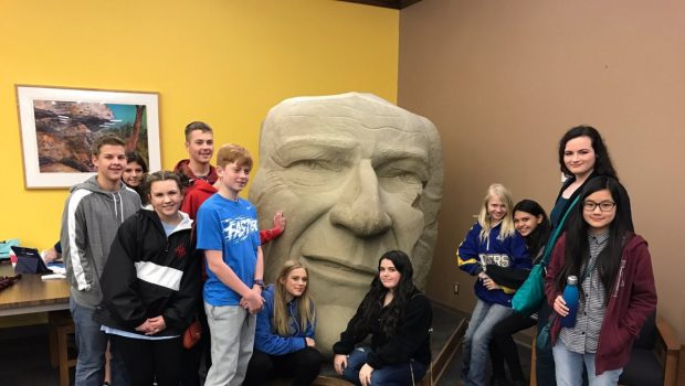 Heritage Students Tour Texas Tech, Lubbock Christian Universities