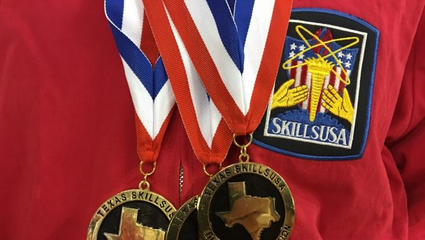 Fifty Frenship Students Qualify for State Skills USA Contests