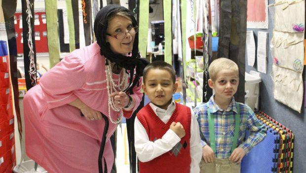 Frenship's 100th Day of School in Photos