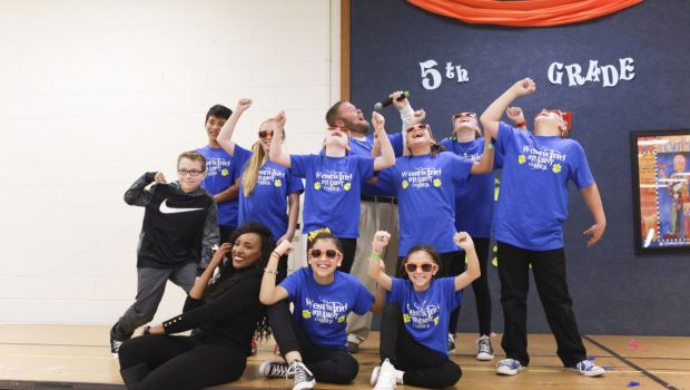 Westwind Teachers, Students Perform in Lip Sync Battle