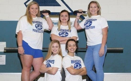 FHS Powerlifters Set Personal Records at State Meet