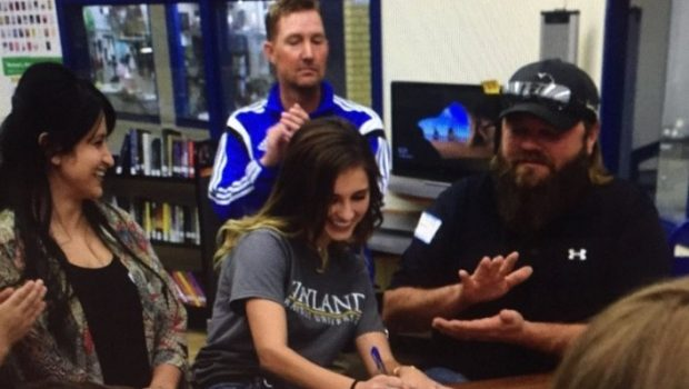 Frenship Soccer Standout Signs With Wayland Baptist University