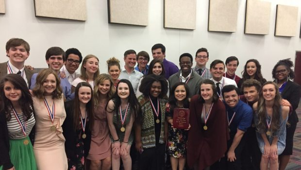FHS One Act Play Advances to Area