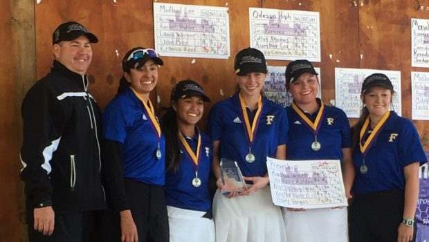 FHS Girls Golf Finishes Second at Tall City Invitational