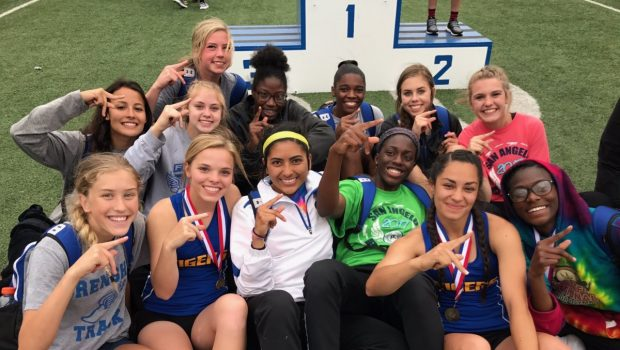 Fifteen FHS Tracksters Headed to Area Championships After Qualifying at District