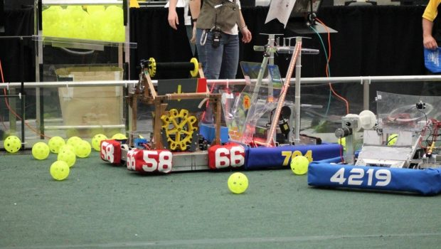 FE (Iron) Tigers Have Great Showing at Regional Robotics Competition
