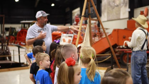 PHOTOS: Crestview's Kindergarten Class Visits Local Museums
