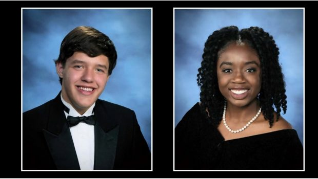 Guy Morales and Elnora Awatt Named Mr. and Miss FHS