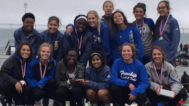 FHS Girls Track Wins Lubbock Invitational; Tiger Boys Place Fifth