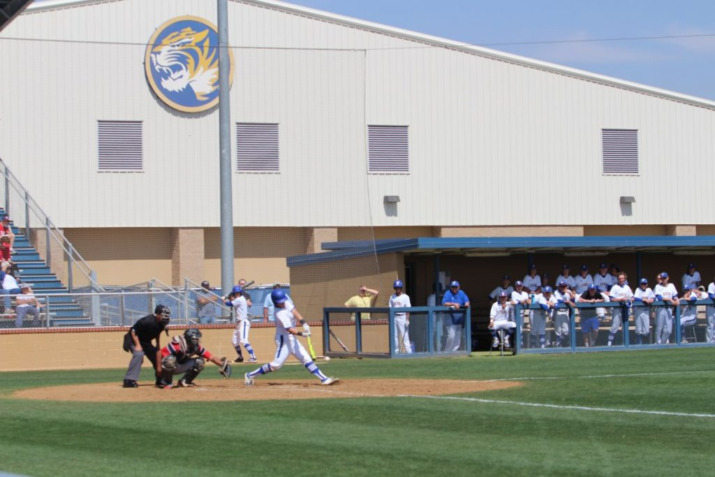 Tiger Baseball Sweeps Odessa Permian My Wolfforth News