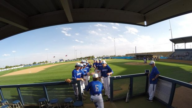 Tiger Baseball Begins Playoffs This Weekend