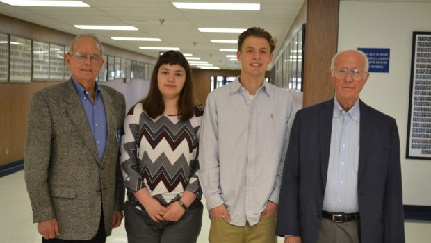FHS Seniors Awarded Wolfforth Masonic Lodge Scholarships