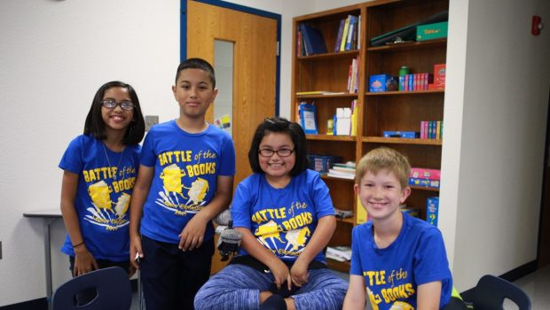Frenship Students Compete in District Battle of the Books Competition