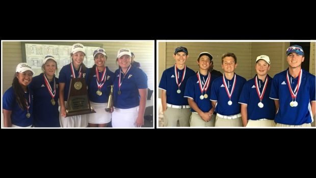 Tiger Golf Wraps Up Great Year at Regional Tournament