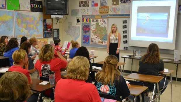 Teachers Teaching Teachers: Frenship ISD Hosting West Texas Innovation Summit