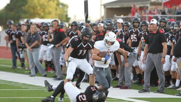 Tiger Football Falls to Lubbock Cooper
