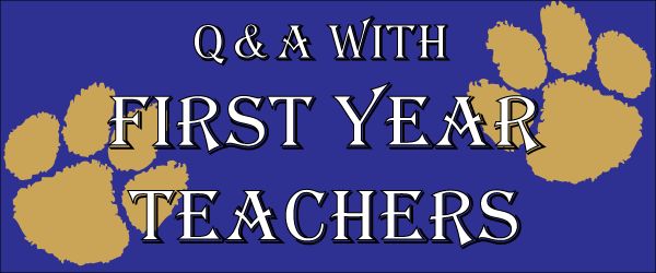 Q&A With First Year Teachers