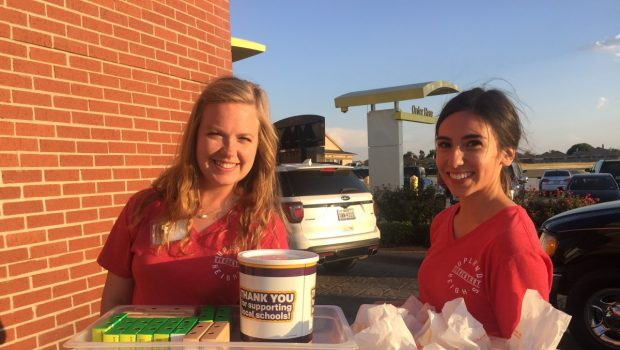Photo Gallery: McTeacher Night Raises Funds for Upland Heights Elementary