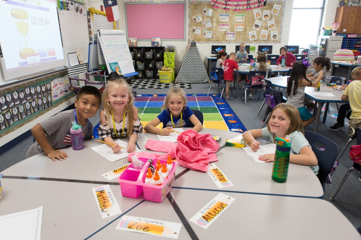 Kinder Garden: Kindergarten Class Gives Back In The Wake Of Hurricane