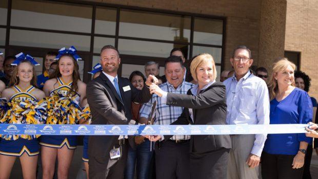 Frenship ISD Unveils FHS Ninth Grade Center