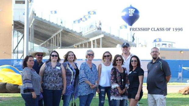 Frenship ISD Looks Forward to Reunion Weekend