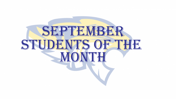 Frenship ISD September Students of the Month